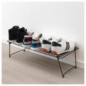 ГРЕЙГ Полка для обуви, 58x27 см