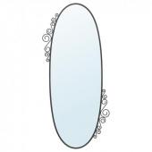 ЭКНЕ Зеркало, овал, 70x150 см