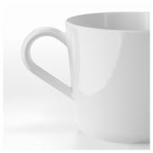 ИКЕА/365+ Кружка, белый, 36 сл