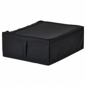 СКУББ Сумка для хранения, черный, 44x55x19 см