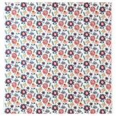 СОММАРАСТЕР Ткань, белый, разноцветный, 150 см