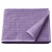 ВОГШЁН Банное полотенце, фиолетовый, 70x140 см