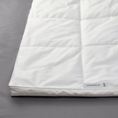 СТРАНДМОЛКЕ Одеяло теплое, 200x200 см
