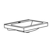 ОДЕНСВИК Одинарная раковина, 43x49x6 см