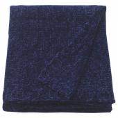 МИАЛОТТА Плед, синий, 130x170 см