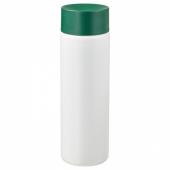 УНДЕРСОКА Термокружка, белый, зеленый, 0.4 л