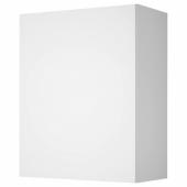 КНОКСХУЛЬТ Навесной шкаф с дверцей, белый, 60x75 см