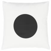 МУССЕЛЬБЛОММА Чехол на подушку, разноцветный, 50x50 см