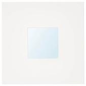 МАЛЬМА Зеркало, белый, 26x26 см
