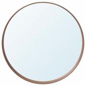 СТОКГОЛЬМ Зеркало, шпон грецкого ореха, 80 см