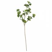 СМИККА Цветок искусственный, Гинкго, зеленый, 125 см