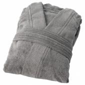 РОККОН Халат купальный, серый, L/XL