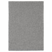 СТОЭНСЕ Ковер, короткий ворс, классический серый, 170x240 см