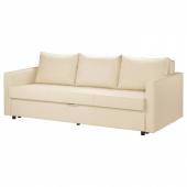 ФРИХЕТЭН 3-местный диван-кровать, Бумстад светло-бежевый
