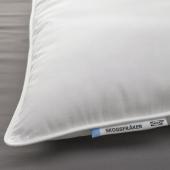 СКОГСФРЭКЕН Подушка, низкая, 50x70 см
