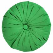 САММАНКОППЛА Подушка, круглой формы зеленый, 40 см