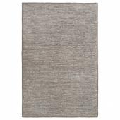 ГЕРЛЕВ Ковер, короткий ворс, меланж, серый, 170x230 см
