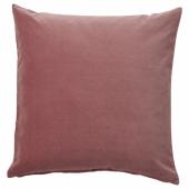 САНЕЛА Чехол на подушку, розовый, 50x50 см