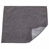 РИННИГ Салфетка кухонная, серый, 25x25 см