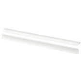 БИЛЬСБРУ Ручка, белый, 720 мм