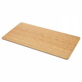 ОВРАРЮД Cтолешница, бамбук, 150x78x1.8 см