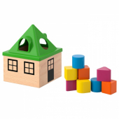 МУЛА Коробка д/головоломки, разноцветный