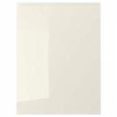 ВОКСТОРП Дверь, глянцевый светло-бежевый, 60x80 см