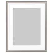 СИЛВЕРХОЙДЕН Рама, серебристый, 40x50 см