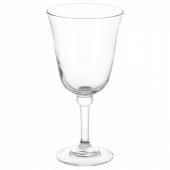 ФРАМТРЭДА Бокал для вина, прозрачное стекло, папоротник, 30 сл