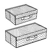 ФУЛЛСМОКАД Коробка для обуви, 36x26x13 см