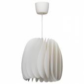 СКЮМНИНГЕН Подвесной светильник, белый
