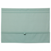 РИНГБЛУММА Римская штора, зеленый, 120x160 см