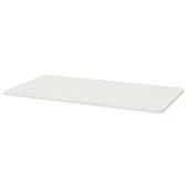 ТОММАРЮД Столешница, белый, 130x70 см