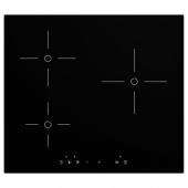 ТРЕВЛИГ Индукц варочн панель, черный, 58 см