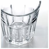 ПОКАЛ Стакан, прозрачное стекло, 27 сл