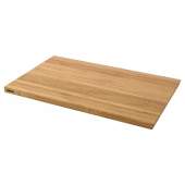 АПТИТЛИГ Разделочная доска, бамбук, 45x28 см
