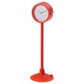 СТАКИГ Часы, красный, 16.5 см