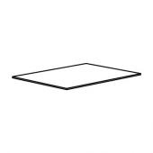 СПИЛДРА Верхняя панель модуля д/хранения, белый, 80x55 см