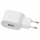 КОПЛА Зарядное устройство/1 USB-порт, белый