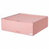 СТУК Сумка для хранения, розовый, 55x51x18 см