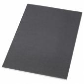 ФУЛЛФОЛЬЯ Книжка для записей, черный, 26x18 см