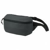 ВЭРЛДЕНС Поясная сумка, темно-серый