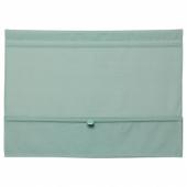 РИНГБЛУММА Римская штора, зеленый, 80x160 см