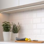 МИТЛЕД Светодиодная подсветка столешницы, регулируемая яркость белый, 60 см