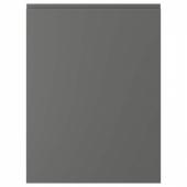 ВОКСТОРП Дверь, темно-серый, 60x80 см