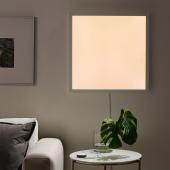 ФЛОАЛЬТ Светодиодная панель, регулируемая яркость белый спектр, 60x60 см