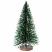 ВИНТЕР 2020 Украшение, рождественская елка зеленый, 25 см