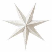 СТРОЛА Абажур, кружево белый, 70 см