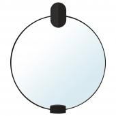 КЛИНГАТОРП Зеркало, бронзовый цвет, 30 см