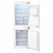 РОКЭЛЛ Встраив холодильник/морозильник А+, белый, 152/79 л